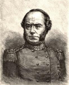 Major Thomas Mitchell the first surveyor General of NSW