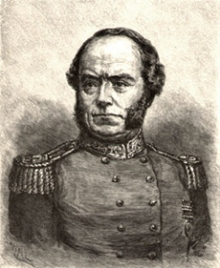 Major Thomas Mitchell the first surveyor General of NSW