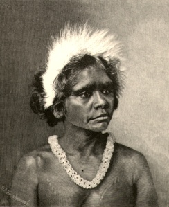 347 An Aboriginal Woman
