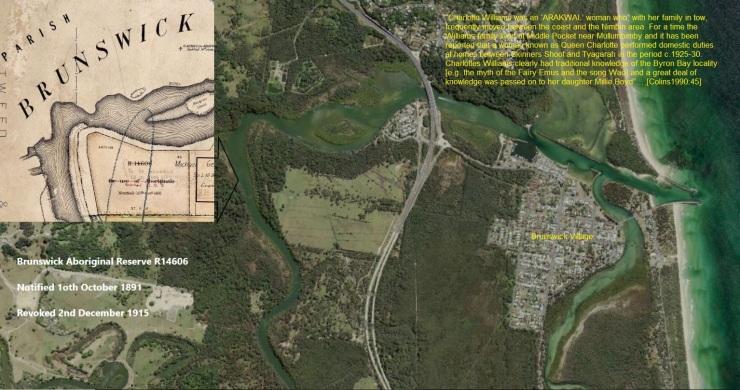 Brunswick Reserve Lands - aboriginal reserve