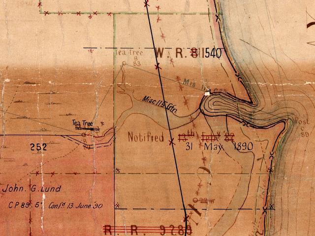 Cudgen head 1881