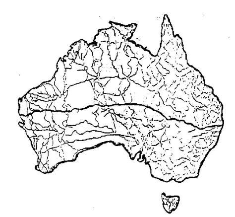 Creative journeys abound in  Aboriginal Mythology.