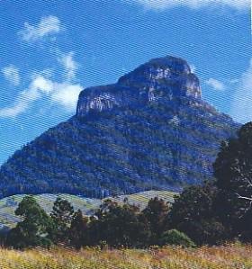 Mt Lindsay pic