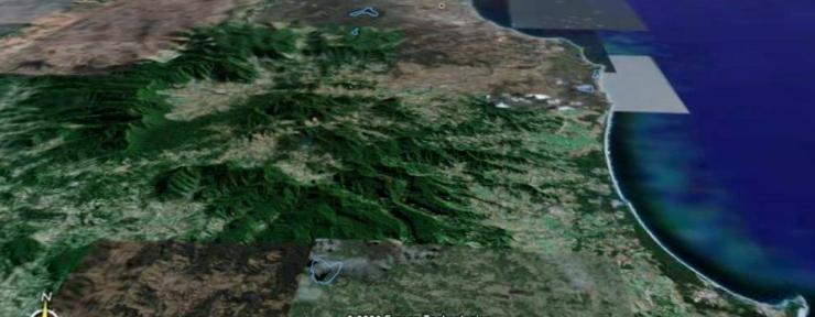 tweed caldera