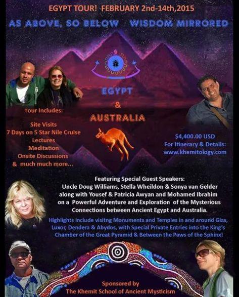 egypt tour promo