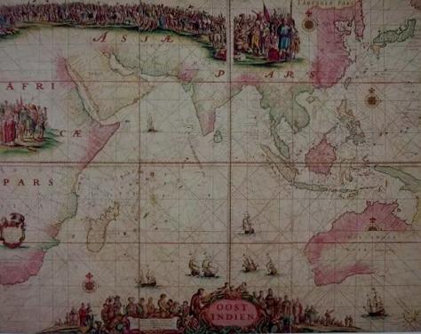 Pietier Goos East Indies 1690