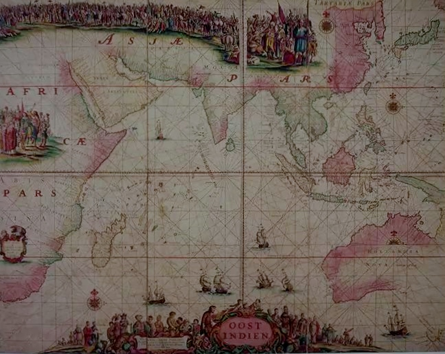 Pietier Goos East Indies 1690