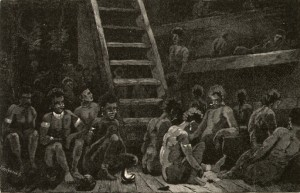 islander slaves