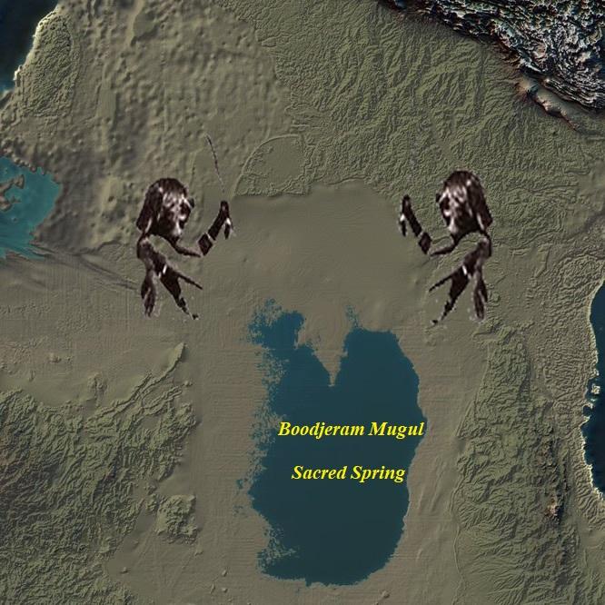 digging sisters - sacred spring