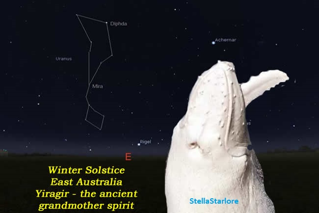 winter solstice grandmother spirit whale